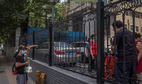 Пекин повиши степента на извънредните мерки до втора