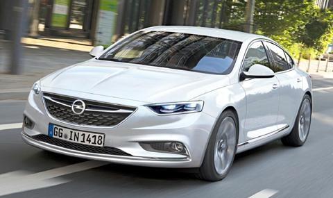 Подробности за новата Insignia на Opel