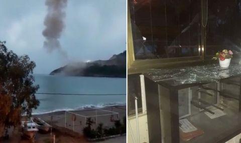 Взрив в турската АЕЦ ужаси живеещите в района