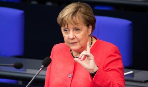 За Меркел коронавирусът е по-страшен от двете световни войни