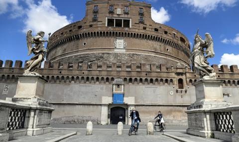 Италия: Дневният брой на жертвите на Covid-19 намалява