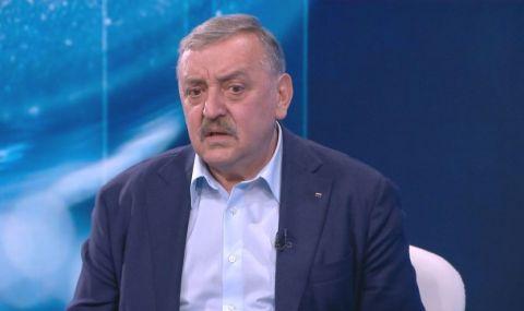 Кантарджиев: Няма да влизам в политиката - 1