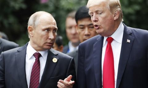Путин и Тръмп с обща позиция за Сирия
