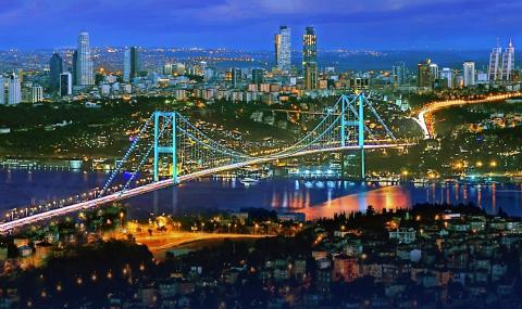 Турция ще спечели 30 млрд. USD от туризъм
