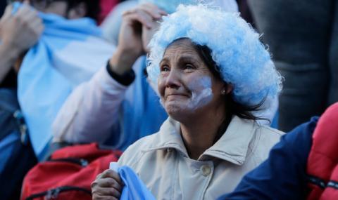 Аржентинският гняв се стовари върху Сампаоли