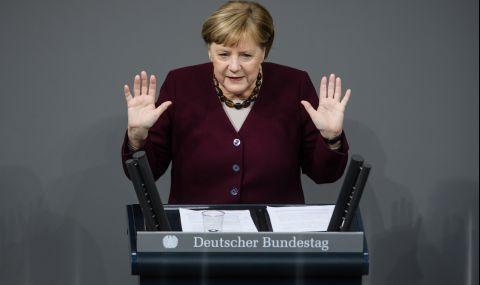 Меркел: Броят на заразените отново може да се увеличи бързо