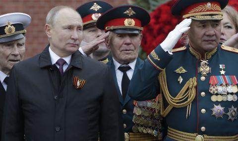 Путин внесе законопроект за оттегляне от договора