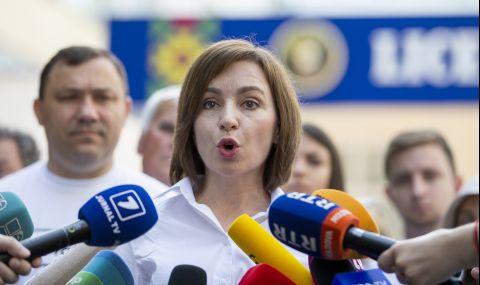 Разширяват подкрепата за Молдова
