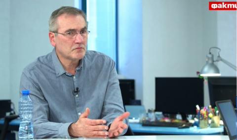 Иван Бакалов за ФАКТИ: Авторитарният стил и простащината на Борисов са заразителни