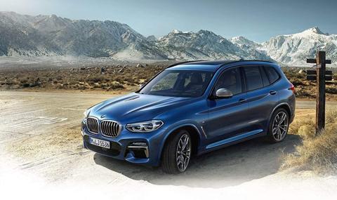 Изтекоха снимки на новата X3-ка на BMW - 1