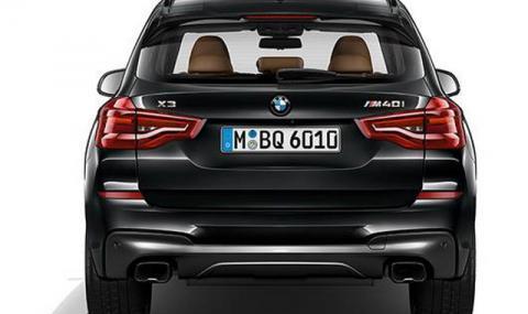 Изтекоха снимки на новата X3-ка на BMW - 4