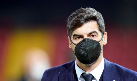 Футболистите на Рома скочиха срещу треньора си Фонсека