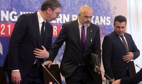 Падат граници на Балканите - 1