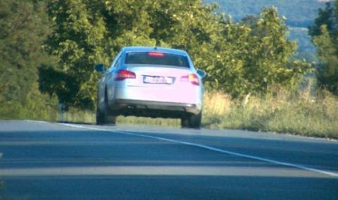Отнеха книжката на джигит, преминал през село в Шуменско със 143 км/ч