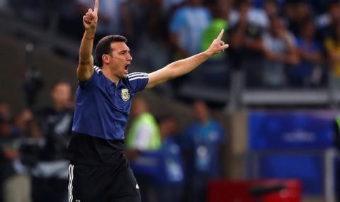 Треньорът на Аржентина: Имаме шансове!