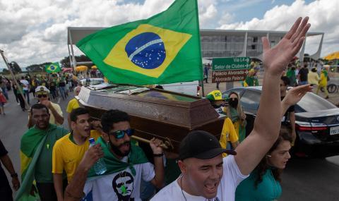Болници в Бразилия са на ръба на колапса