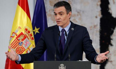 Испания подкрепя Северна Македония