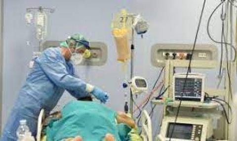 Над 2 хиляди нови заразени, починаха още 100 за ден