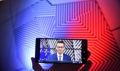 Полски медии спират репортажи в знак на протест