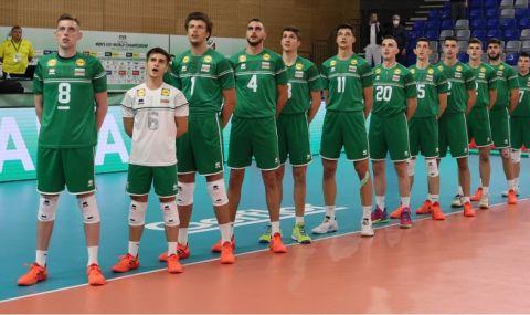 Отличен старт за България на Световното първенство за мъже под 21 години по волейбол - 1