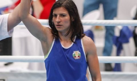 Стойка Кръстева стартира с победа в бокса на Токио 2020 - 1