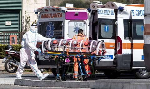 Италия: COVID-19 е втората водеща причина за смърт след рака