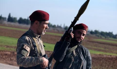 Ердоган: Турция ще остане в Сирия, докато народът й се освободи