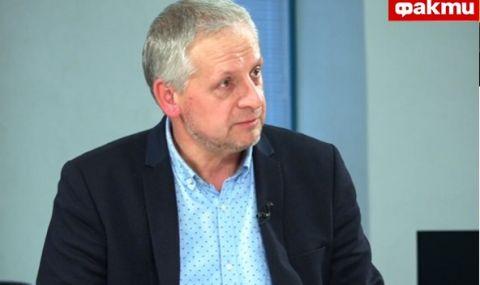 Ген. Валери Григоров за ФАКТИ: Борисов е във висока степен на емоционално сриване - това трябва да се използва
