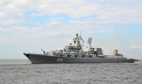Може ли руският флот да се противопостави на американския край Сирия?