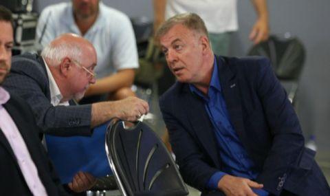 Константин Баждеков е новият изпълнителен директор на Левски