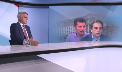 Стефан Янев: Президентът няма желание да прави партия - 1