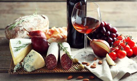 Италия се похвали с рекорден износ на храни