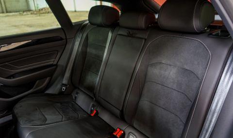 Тествахме VW Arteon Shooting Brake. Може ли едно комби да е стилно и практично? - 20