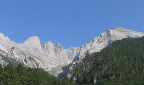 Български планинар загина под връх Олимп