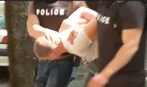 Бесен ромски екшън заради карантината в София