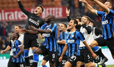 Интер победи Милан в ''Дерби дела Мадонина''