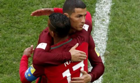 Нани: Роналдо научи много от мен