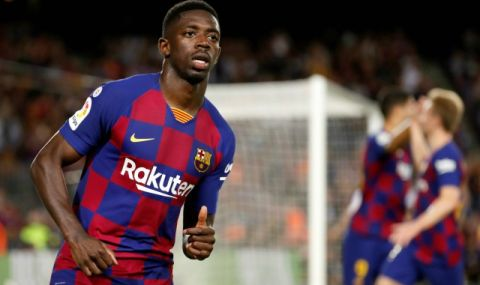 Барселона постави ултиматум на Дембеле