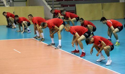 Сериозен срив за мъжките ни волейболни национали