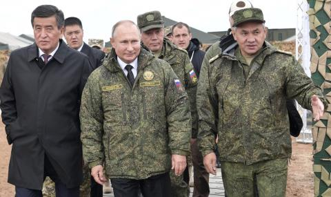 Шаманът, който беше тръгнал да сваля Путин