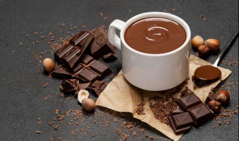 Защо да ядем шоколад на закуска