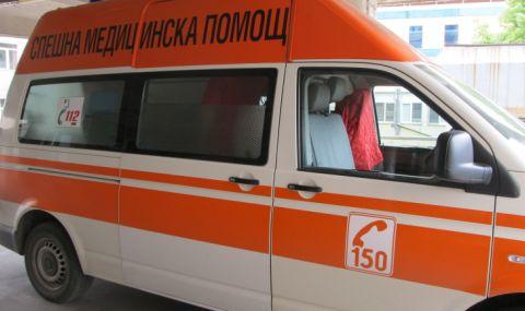 Шофьор загина при челен удар на бус и лек автомобил край Велико Търново - 1