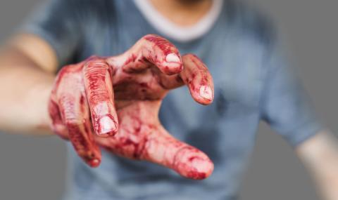 Жесток бой в ромската махала на с. Покровник