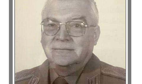 Почина основателят на ВМА проф. Йовчо Топалов