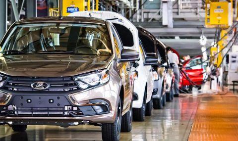 АвтоВАЗ отново спира производството на автомобили - 1