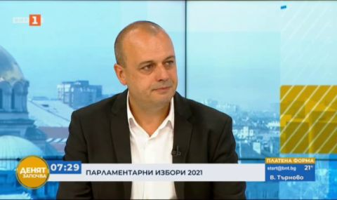 Проданов: Притеснителни са доказателствата от прокуратурата за купуване на гласове от партията на Мая Манолова