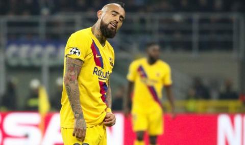 Интер и Барселона се разбраха за Видал