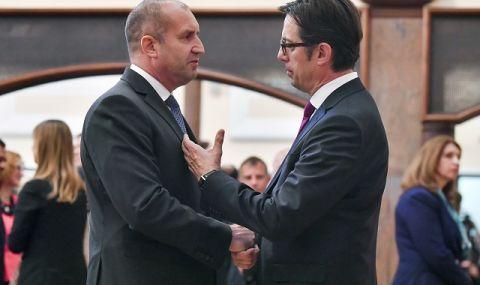 Пендаровски: Промени на границите на Балканите биха довели до кръвопролитие!