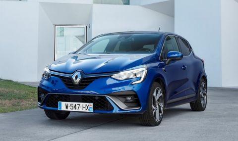 Renault Clio изпревари Volkswagen Golf и е новият лидер в Европа