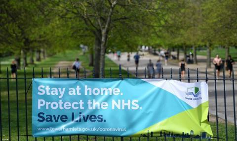 Коронавирус: най-страшно може да стане във Великобритания